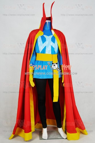 Dr Stephen Costume For Doctor Strange Cosplay Uniform New Version