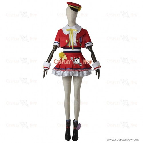 The Idolmaster Mio Honda Cosplay Costume