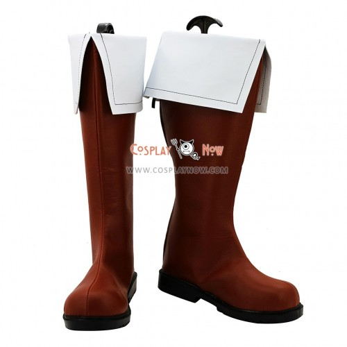 Axis Powers Hetalia Cosplay Shoes North Italy Boots