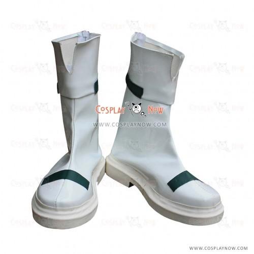 Magical Girl Lyrical Nanoha Cosplay Shoes Nanoha Takamachi Show Boots