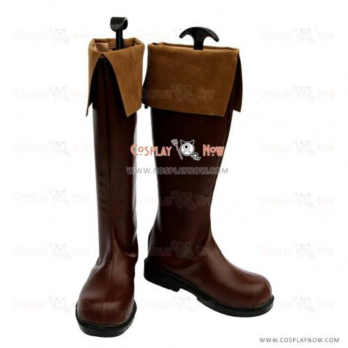 Unlight Cosplay Shoes Evarist Boots