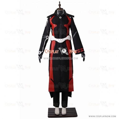 Twin Star Exorcists Enmadou Rokuro Cosplay Costume