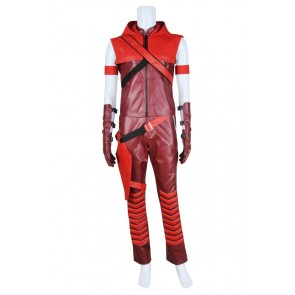 Green Arrow Cosplay Red Arrow Roy Harper Speedy Costume