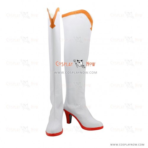 Dungeon Fighter Online Cosplay Shoes Spit Fire Boots