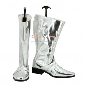 Power ranger Cosplay Shoes Zaft Boots