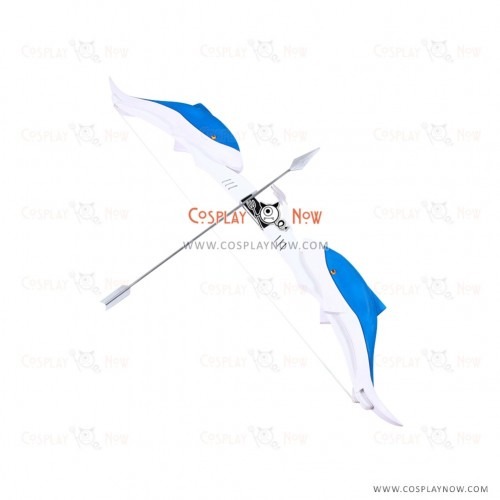 Choujuu Sentai Liveman Cosplay Blue Dolphin props with Arrow