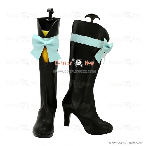 Love Live 2 Cosplay Shoes  Kira Sensation! Eli Ayase Boots
