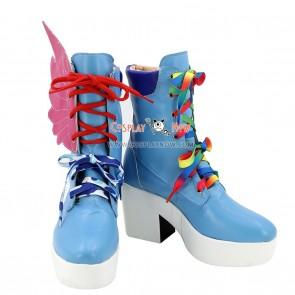 Kamen Rider Cosplay Shoes Kamen Rider Ex-Aid Boots