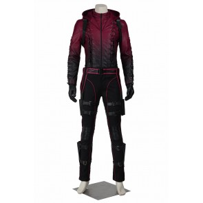Green Arrow 3 Cosplay Roy Harper Costume