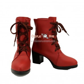 Amnesia Cosplay Heroine Shoes for Girls