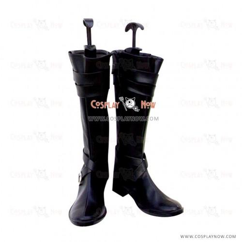 Hitman Reborn Cosplay Shoes Chrome Dokuro Boots