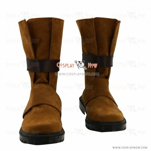 Log Horizon Cosplay Shoes Kei Shirogane Boots