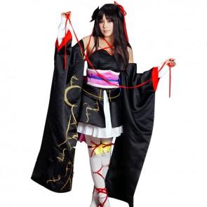 Unbreakable Machine Doll Yaya Cosplay Costume Kimono
