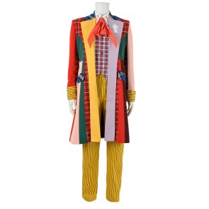 Doctor Who Cosplay Series 6th Sixth Dr Costume