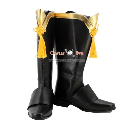 Fire Emblem Fates Cosplay Shoes Oboro Boots