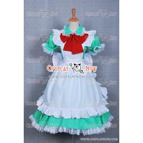 Hetalia: Axis Powers Italy Lolita Dress Cosplay Costume