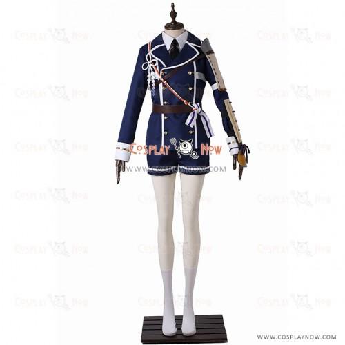 Touken Ranbu Hirano Toushirou Cosplay Costume