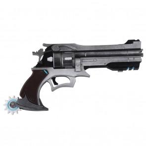 Overwatch Cosplay Bounty Hunter props with Gun