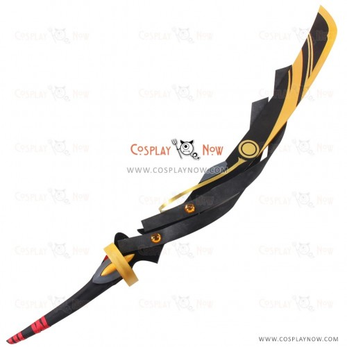 Twin Star Exorcists Cosplay Demon knife girl Props with Swords