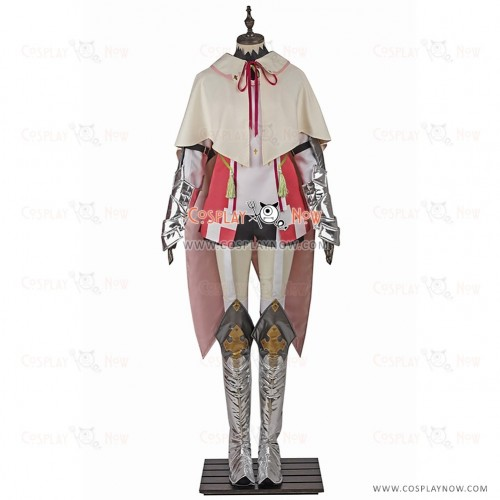Arisha Costume for Tales of Zestiria Cosplay