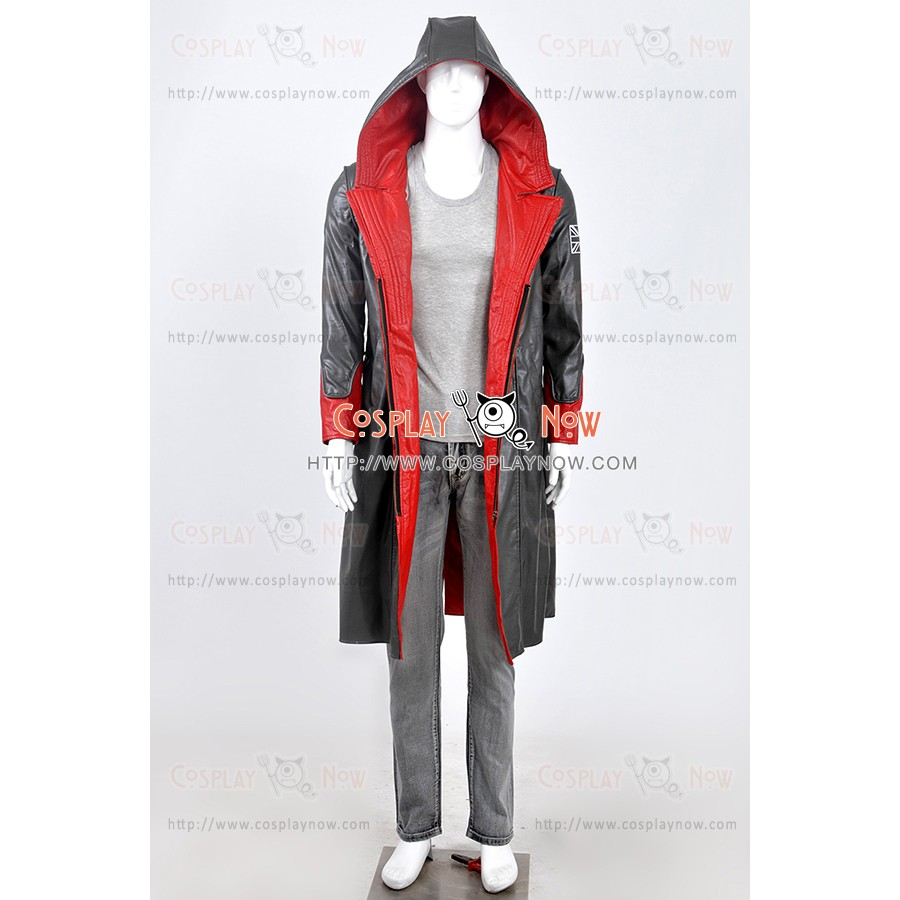 Dante Costume For Devil May Cry 5 Cosplay Outfit