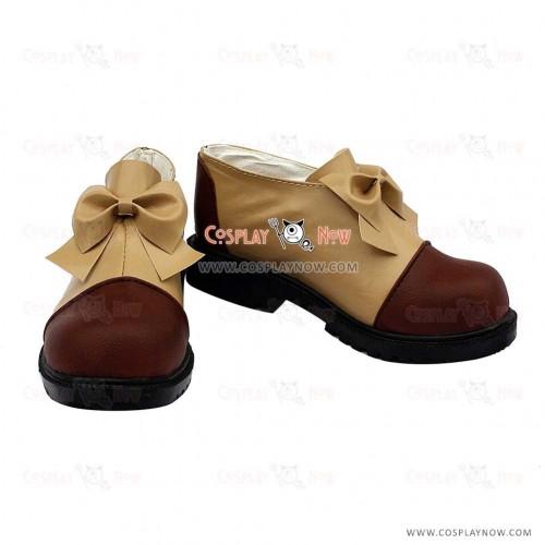 Yumeiro Patissiere Cosplay LiZI Shoes