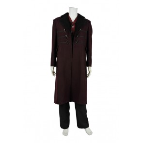 The Eleventh Doctor Dr 11th Costume For Doctor Who Cosplay