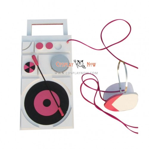 DuRaRaRa! Heiwajima Shizuo Portable Audio PVC Cosplay Props