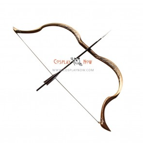 The Hobbit Tauriel Bow and Arrow Replica PVC Cosplay Props