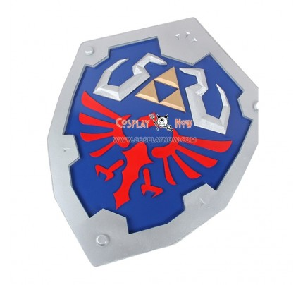 The Legend of Zelda Hylian Shield Cosplay Props