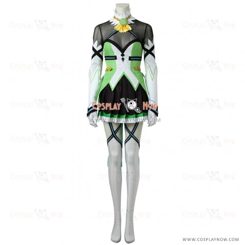Battle Girl High School Cosplay Subaru Wakaba Costume Uniform