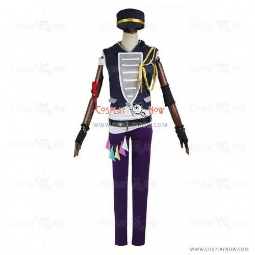 B-Project Cosplay Ashu Yuuta Costume