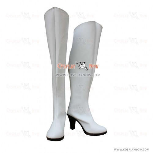 Code Geass Cosplay Shoes C.C. Boots