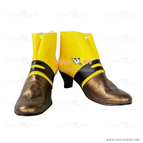 Ys Cosplay Epona Shoes